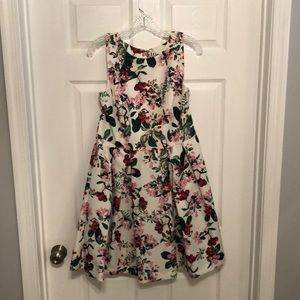 Gabby Skyes Floral Cocktail Dress, size 16